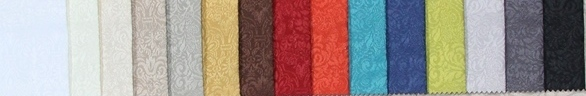 NAPPE SUR MESURE GAMME GAP Anti TACHES TEFLON 100% Polyester laize 320cm