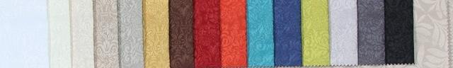 NAPPE SUR MESURE GAMME CHOLET Anti TACHES TEFLON 100% Polyester laize 320