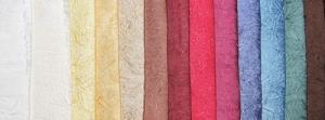 Tissu  SATIN Froissé,100 % Polyester laize 265cm