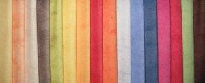 Tissu Peau de Pêche, Anti Tâches,Téflon,100 % Polyester laize 160cm